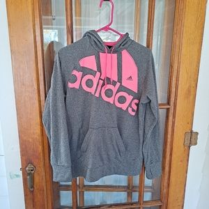 Adidas Women's On The Go Hoodie Size Large